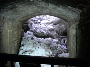 Frozen portal