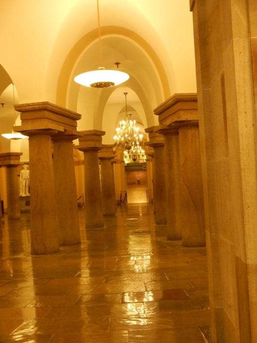 Hallowed halls