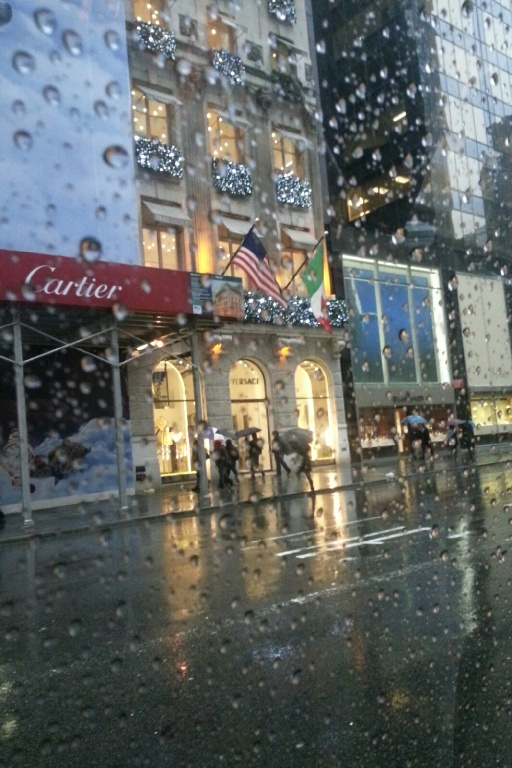 Manhattan monsoon