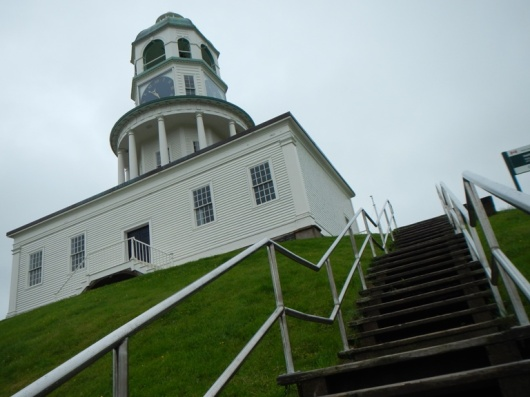 The Citadel, Halifax NS