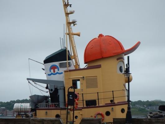 Timmy Tugboat